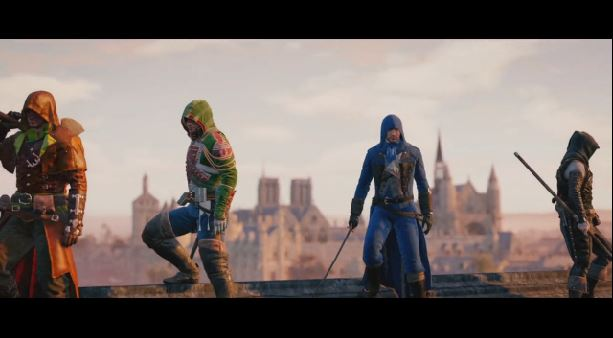 assassins creed unity multiplayer matchmaking Assassin's creed unity digital download or surfing the web while matchmaking happens behind the scenes assassins creed unity xbox one,.