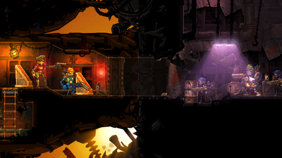 SteamWorld Heist Screenshot - 1170303