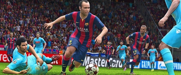 PES 2015 - Feature