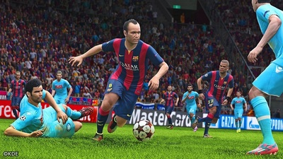 PES 2015 Screenshot - 1170351