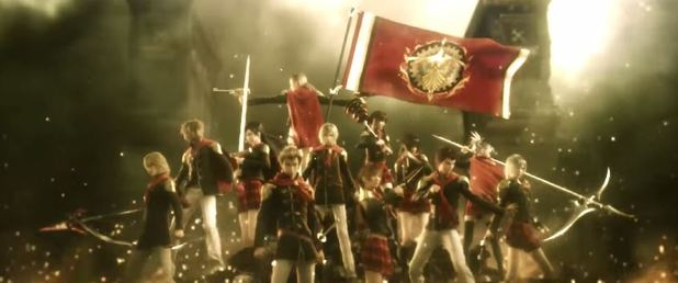 Final Fantasy Type-0 HD - Feature