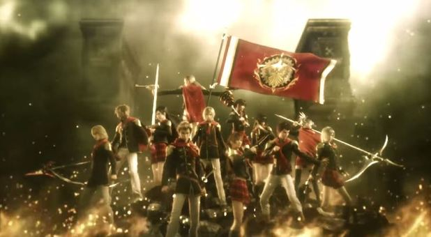 Final Fantasy Type-0 HD Screenshot - 1170393