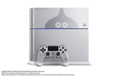PlayStation 4 (console) Screenshot - dragon quest heroes ps4