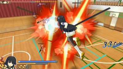 Senran Kagura Shinovi Versus Screenshot - 1170421