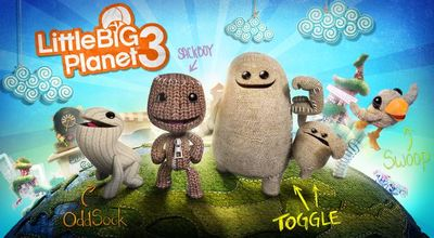LittleBigPlanet 3 Screenshot - 1170456