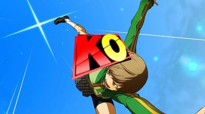 Persona 4 Arena Ultimax Screenshot - 1170584