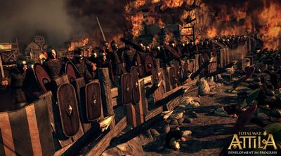 Total War: ATTILA Screenshot - 1170695
