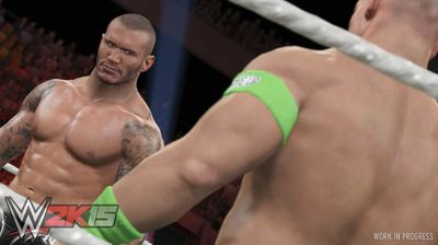 WWE 2K15 Screenshot - 1170822