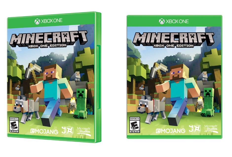 minecraft xbox one edition hits retail stores this november. Black Bedroom Furniture Sets. Home Design Ideas