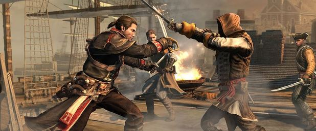 Assassin's Creed: Rogue - Feature