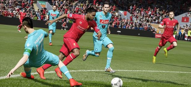 FIFA 15 Screenshot - 1171011