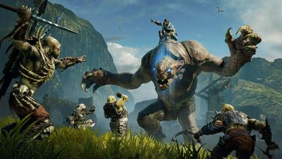 Middle-earth: Shadow of Mordor Screenshot - Middle-earth: Shadow of Mordor