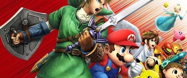 Super Smash Bros. for 3DS / Wii U Screenshot - Super Smash Bros. for 3DS