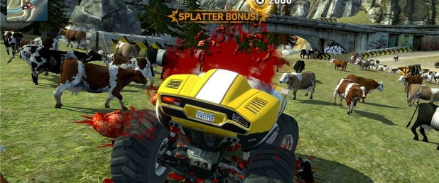 Carmageddon: Reincarnation - Feature