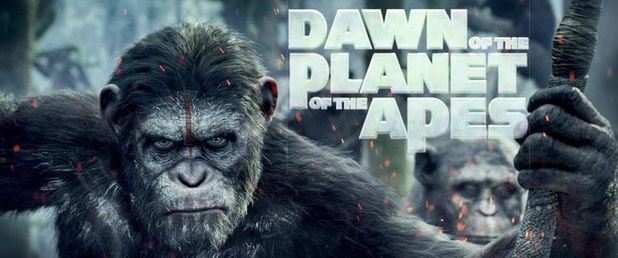 Dawn of the Planet of the Apes (2014) - Feature