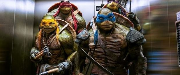 Ninja Turtles (2014) - Feature
