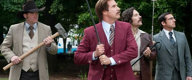Anchorman 2 (2013) - Feature