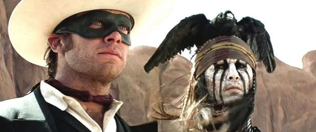The Lone Ranger (2013) - Feature