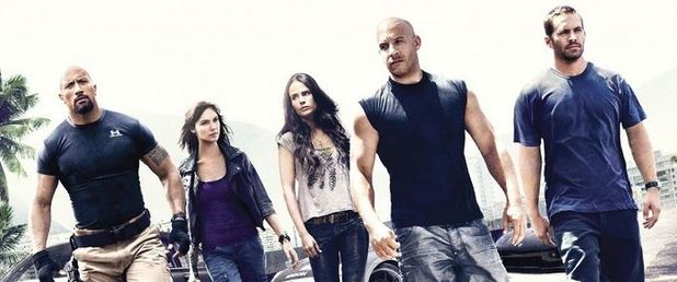 The Fast and the Furious 6 (2013) - Feature
