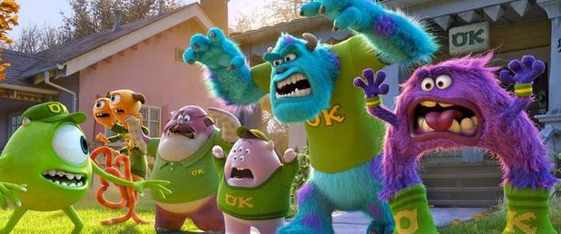 Monsters University (2013) - Feature