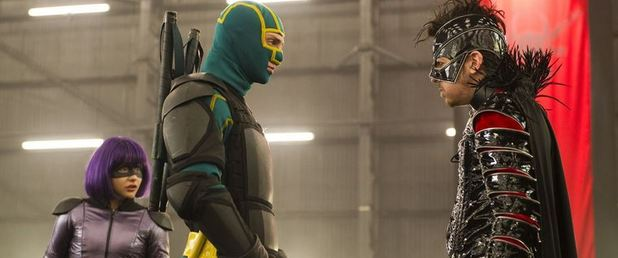 Kick-Ass 2 (2013) - Feature