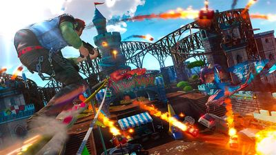 Sunset Overdrive Screenshot - 1171490