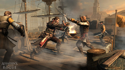 Assassin's Creed: Rogue Screenshot - 1171566