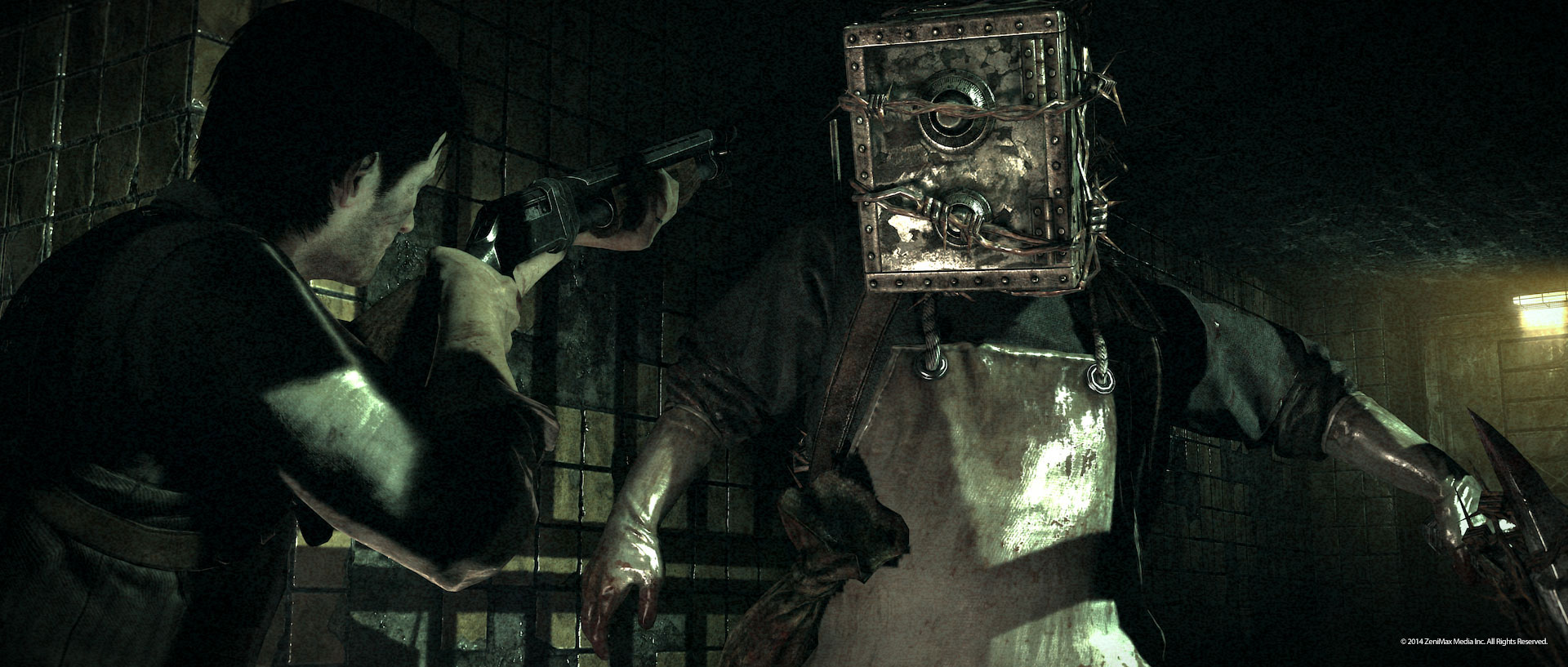 The Evil Within Box Mna