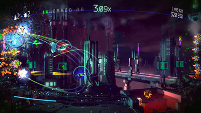Resogun Screenshot - 1171633