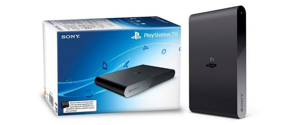 PS Vita Screenshot - PlayStation TV