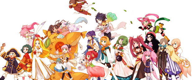 Tales Of The World: Reve Unitia - Feature