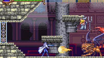 Castlevania: Aria of SorrowA Screenshot - 1171773