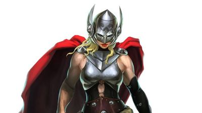 thor goddess of thunder marvel puzzle quest