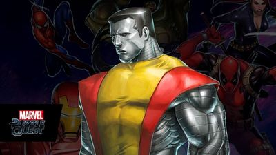 Marvel Puzzle Quest Screenshot - marvel puzzle quest colossus