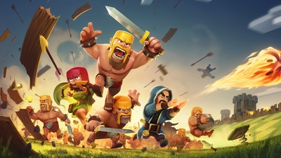 Clash of Clans Screenshot - 1172026