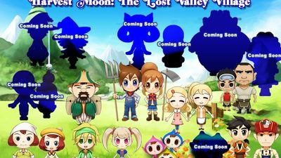 Harvest Moon: The Lost Valley Screenshot - 1172118