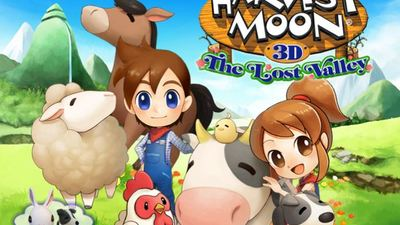 Harvest Moon: The Lost Valley Screenshot - 1172129