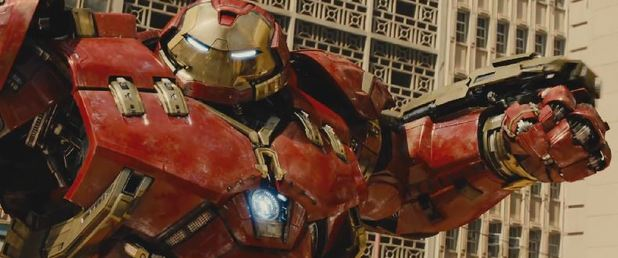 Gaming Culture Screenshot - hulkbuster avengers: age of ultron