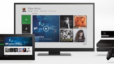 Xbox One (Console) Screenshot - xbox music pass