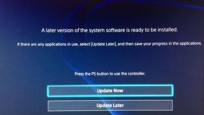PlayStation 4 (console) Screenshot - 1172535