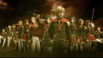Final Fantasy Type-0 HD Screenshot - 1172620