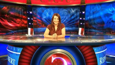 Gaming Culture Screenshot - anita sarkeesian colbert report
