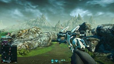 PlanetSide 2 Screenshot - 1172809