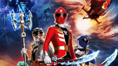Power Rangers Super Megaforce Screenshot - Power Rangers Super Megaforce