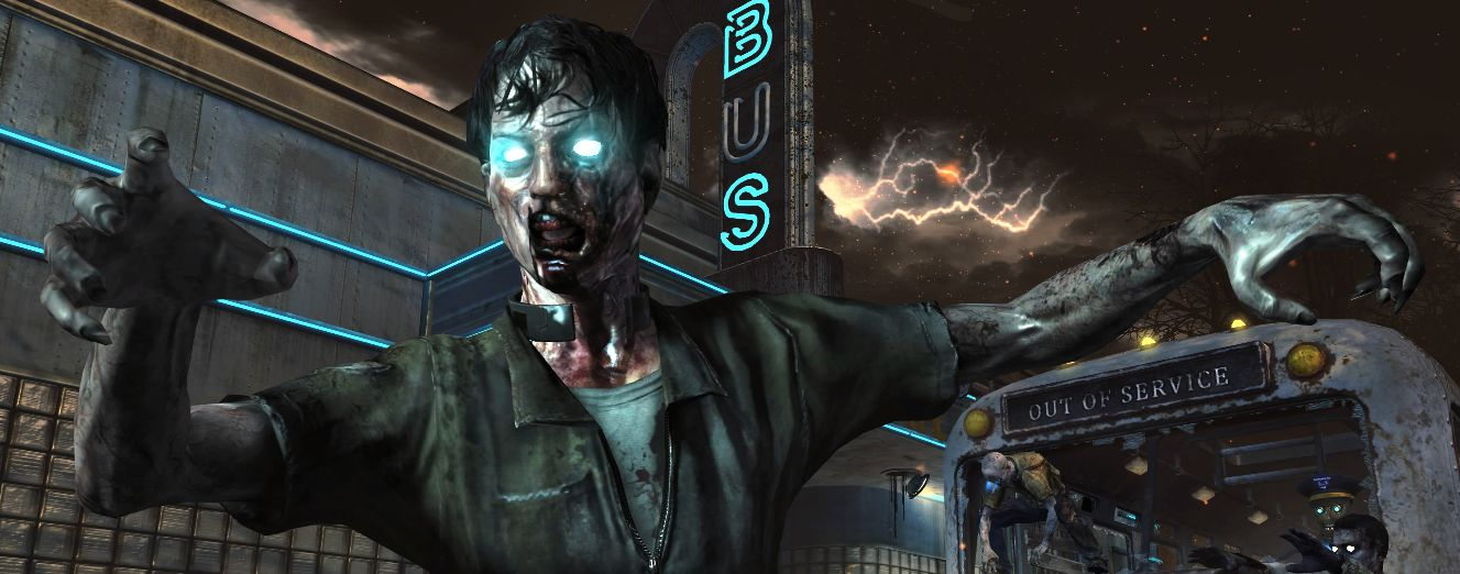 Call Of Duty Advanced Warfare Zombies Mode Outed By Gamestop