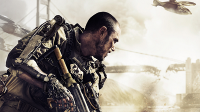 Call of Duty: Advanced Warfare Screenshot - Call of Duty: Advanced Warfare