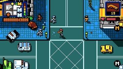 Retro City Rampage Screenshot - retro city rampage: dx