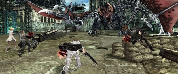 Freedom Wars - Feature