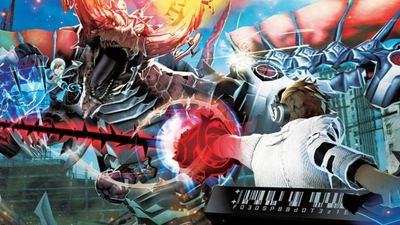 Freedom Wars Screenshot - Freedom Wars