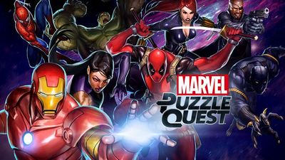 Marvel Puzzle Quest Screenshot - marvel puzzle quest